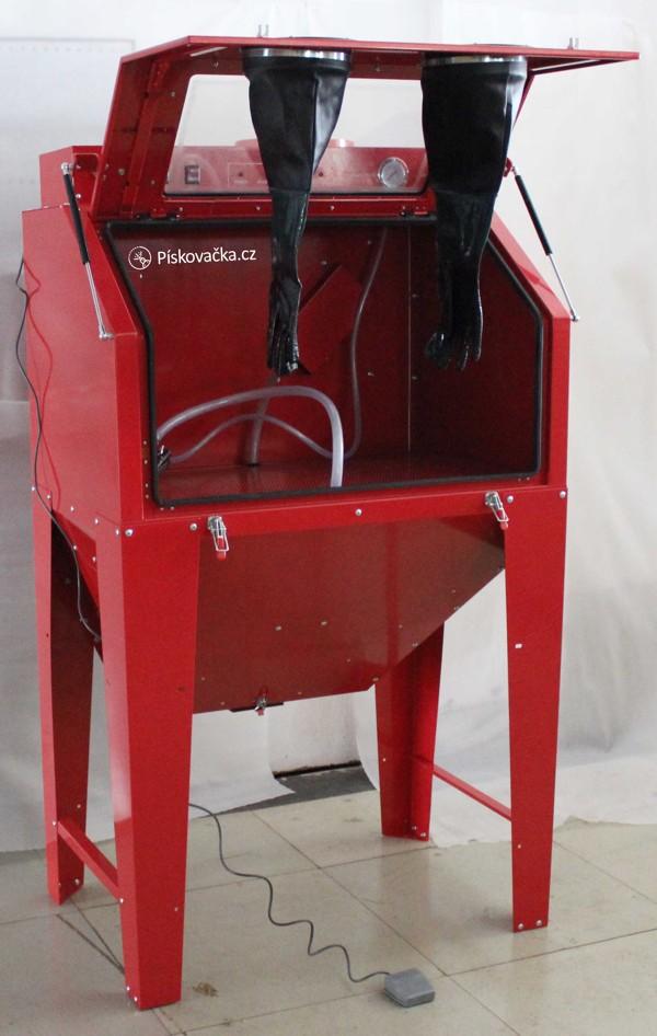 piskovaci-box-SBC350-cerveny