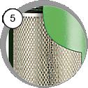 pískovací injektorový box eco - detail